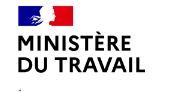 ministere travail