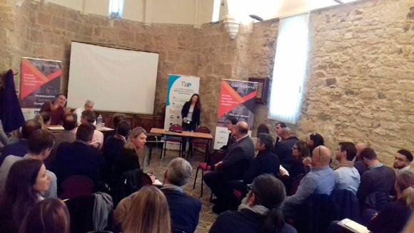 Photo: Club Entreprises de Cap Occitanie au Domaine de Maguelone - Mars 2018