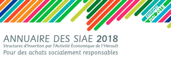 Annuaire des SIAE 2018