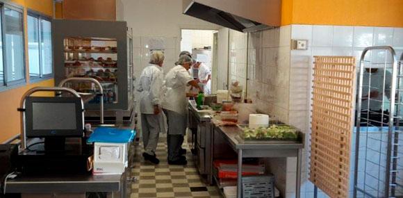 Passerelles Béziers — l'atelier cuisine