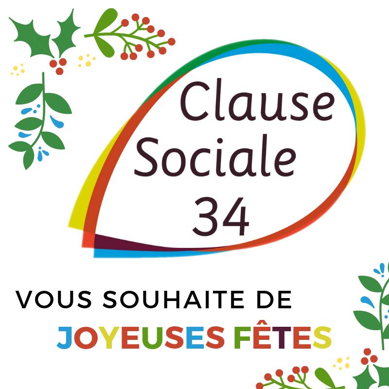 vœux de la Clause Sociale