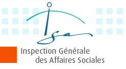 Logo de l'inspection générale des affaires sociales